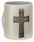 The Cross Coffee Mug by Bill Cannon