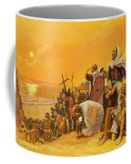 The Crusades Coffee Mug by Gerry Embleton