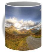 The Cuillin Mountains Of Skye Coffee Mug