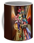 The Cupcake Carnival Girls Coffee Mug
