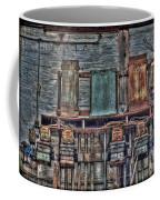 The Current History II Coffee Mug