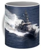 The Cyclone-class Coastal Patrol Ship Coffee Mug