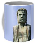 The Daibutsu Or Great Buddha, Close Up Coffee Mug