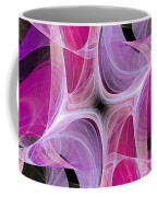 The Dancing Princesses Abstract Coffee Mug
