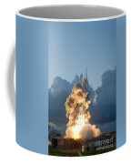 The Dawn Spacecraft Coffee Mug
