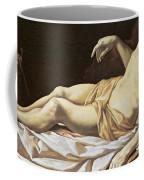 The Dead Christ Coffee Mug