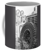 The Dead Work Truck Coffee Mug
