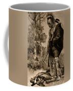 The Death Of Pontiac, 1769 Coffee Mug by Photo Researchers