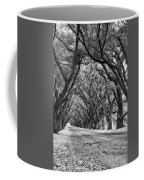 The Deep South Monochrome Coffee Mug