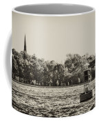 The Delaware River At Bristol Coffee Mug