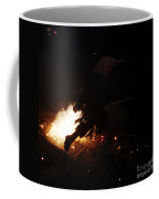 The Devil Of The Stairs Coffee Mug