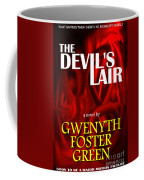 The Devil's Lair Book Cover Coffee Mug