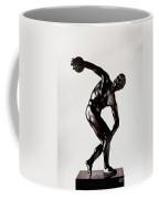The Discobolus Coffee Mug
