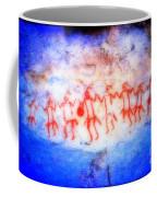The Drum Dance Coffee Mug