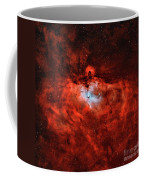 The Eagle Nebula In The Constellation Coffee Mug
