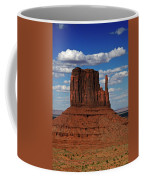 The East Mitten Butte Coffee Mug