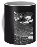 The East Slopes Of Mount Rainier II Coffee Mug