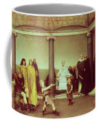 The Education Of The Children Of Clothilde And Clovis Coffee Mug