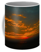 The Electric Sky  Coffee Mug