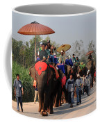 The Elephant Parade Coffee Mug