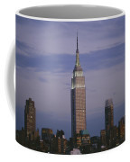 The Empire State Building Towers Coffee Mug