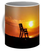 The End Of The Summer Coffee Mug