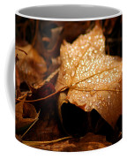 The Enlightened Maple Leaf Coffee Mug by LeeAnn McLaneGoetz McLaneGoetzStudioLLCcom