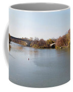 The Erie Canal Crossing The Genesee River Coffee Mug