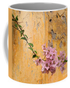 The Escaping Bougainvillea Coffee Mug
