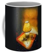 The Evening Lamp Coffee Mug