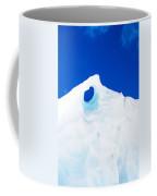 The Eye Of The Glacier Coffee Mug