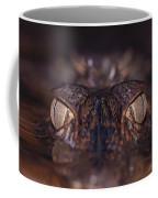 The Eyes Of A Crocodilian Coffee Mug