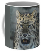 The Eyes Of A Jaguar Coffee Mug