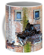 The Face Of A Quake Coffee Mug