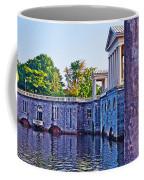 The Fairmount Waterworks In Philadelphia Coffee Mug