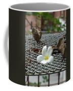 The Fallen Flower Coffee Mug
