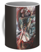 The Falling Figure Coffee Mug