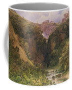 The Falls Of Tivoli Coffee Mug