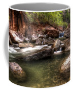 The Falls Virgin River Coffee Mug