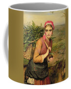The Fern Gatherer Coffee Mug