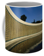 The Field Of Stars On The Freedom Wall Coffee Mug