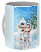 The Figure Skater 3 Coffee Mug