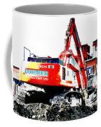 The Final Showdown Coffee Mug