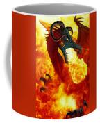 The Fire Dragon Coffee Mug