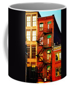 The Fire Escape Coffee Mug