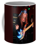 The Fire Of The Electric Sun Coffee Mug
