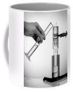 The First Technetium-99m Generator Coffee Mug