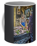 The Fish Monger Coffee Mug