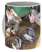 The Fish Seller Coffee Mug