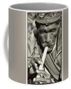 The Flute Coffee Mug by Skip Nall